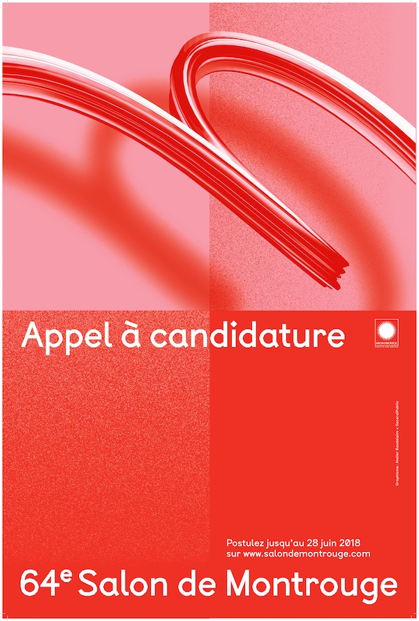 Candidatures pour le 64e Salon de Montrouge