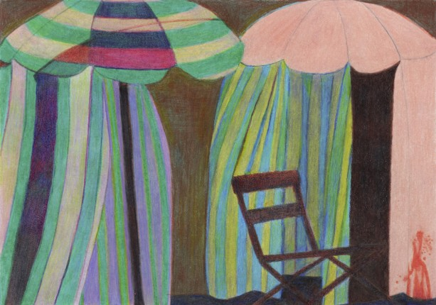 Under the tent, 2016