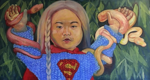 Just Like Frida, Kim Jong-un