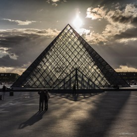 The Louvre Pyramid (Paris)
